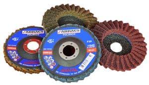 115 x 22mm Non Woven disc - Coarse