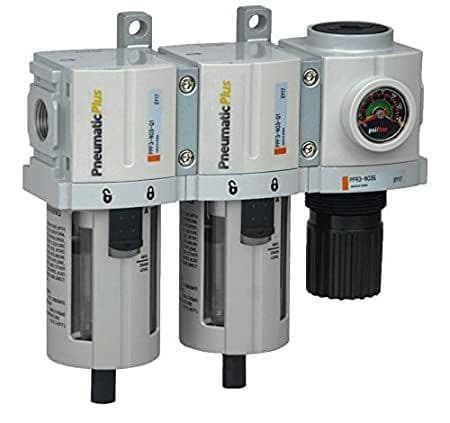 3 stage Filtration, low use systems