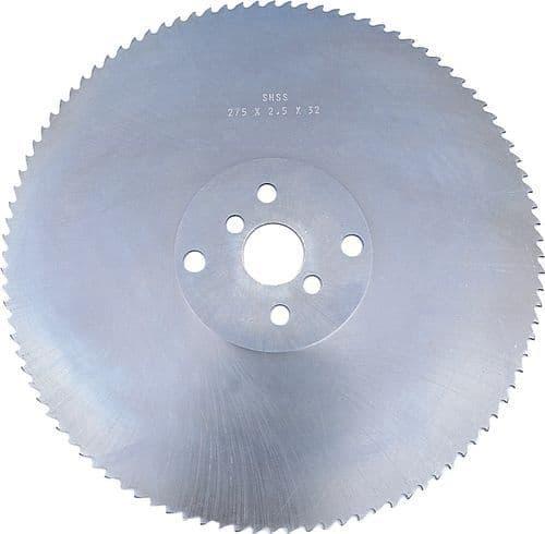 300mm x 2.5mm Vapo Steam treated HSS blades