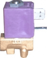 42v AC / 24v DC Gas solenoid valve high flow