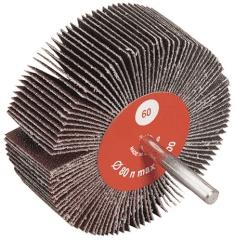50mm x 40mm x 6mm Flap Wheel various grits £3.98 ea