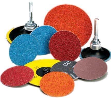 75 mm diameter Roloc / quick change discs