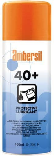 Ambersil 40+ Multipurpose maintenance Oil (400ml)