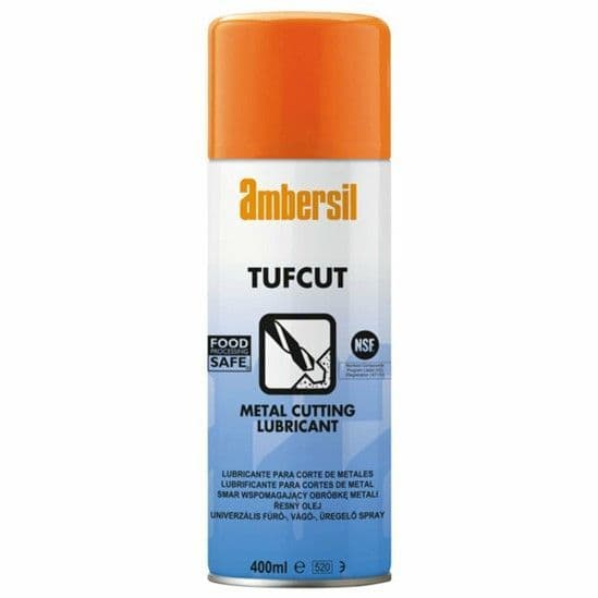 Ambersil Tufcut Metal Cutting (Spray)