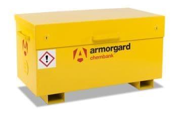 Armorgard Chembank CB - Hazardous Storage Vaults COSHH Boxes
