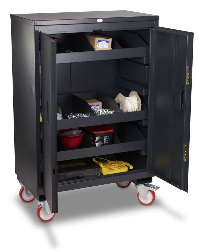 Armorgard Fittingstor FC4 Mobile Fittings Cabinet