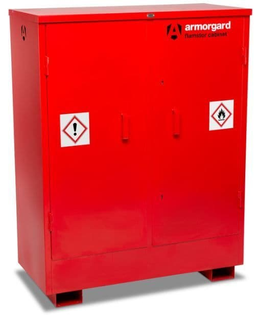 Armorgard Flamstor Cabinet FSC3 Secure COSHH Cupboard