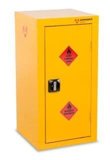 Armorgard SafeStor - Hazardous Floor Cupboards for COSHH Storage