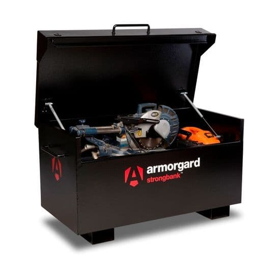 Armorgard Strongbank, premium range made from 3 and 5 mm steel.