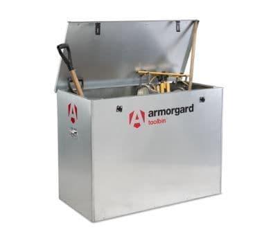 Armorgard Toolbin, lightweight tool storage solution