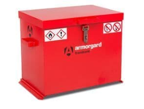 Armorgard Transbank cost effective storage solution