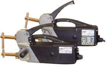 Autospot M400F automotive spot welder