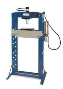 Baileigh HSP-20A Workshop Hydraulic / Air  Press