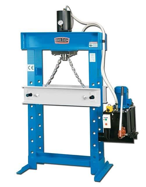 Baileigh HSP-33M Hydraulic shop press