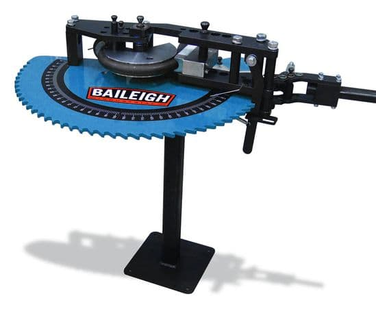 Baileigh manual operated Radial draw benders