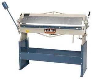Baileigh Sheet Metal Folder BB-4816E