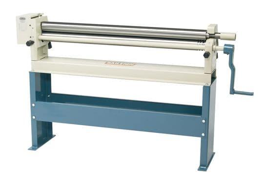 Baileigh Sheet metal rollers - slip rolls