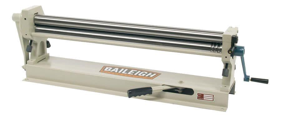 Baileigh SR-3622M 914mm slip rolls