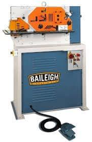 Baileigh SW-443 hydraulic Steelworker 415 volt