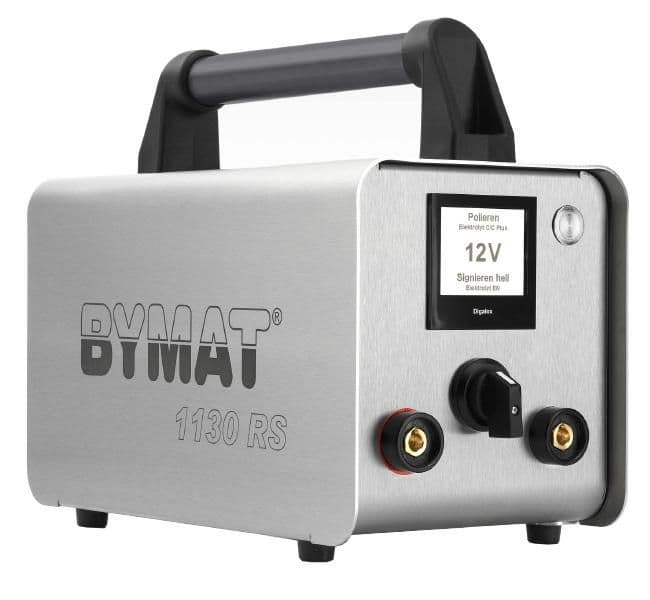 Bymat 1130 RS Brushline Stainless steel weld cleaner with starter kit