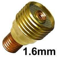 CK 2GL116 standard 2 Series 1.6 mm gas lens part number 45V43