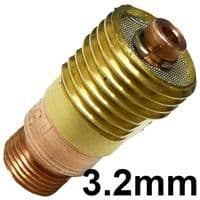 CK 2GL418 standard 2 Series 3.2 mm gas lens part number 45V45