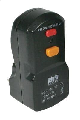 Defender E11070C RCD Plug