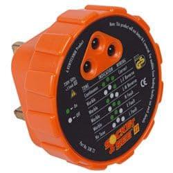 Defender E85400 13amp 240 volt socket tester
