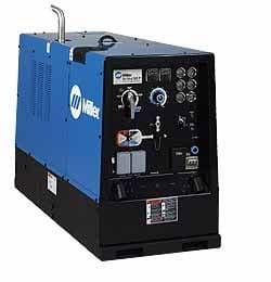 Diesel welder/generators