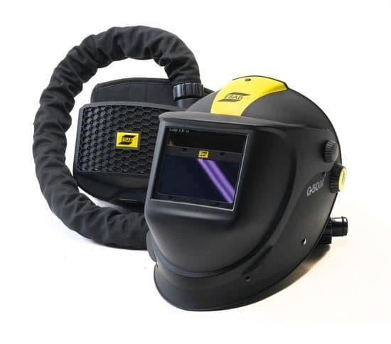 Esab G50 prepared for air + consumables.