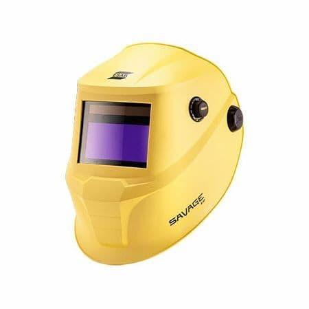 ESAB Savage A40  shade 9-13  Yellow  welding Headshield  0700000491