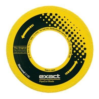 Exact diamond X140 Disk