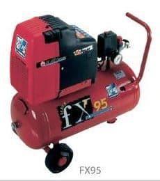 Fiac Direct Drive 1.5 HP, 24 litre tank, 230V, Oil Free Compressor