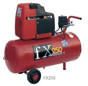 Fiac Direct Drive 2.0 HP, 50 litre tank, 230V, Oil Free Compressor