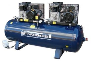 Fiac Workhorse Twin drive Compressors
