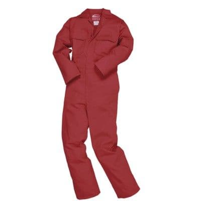 Flame retardant coveralls, various colours available