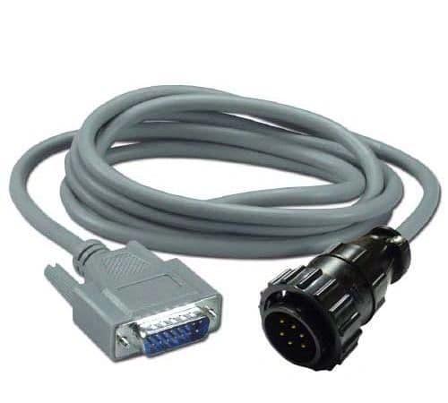 Hypertherm 223048 CNC Interface cable, D Sub connector. 7.6m