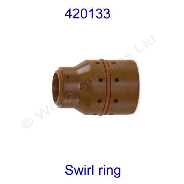 Hypertherm 420133 powermax 30 air swirl ring pack of 1