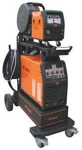 Jasic MIG 350 Seperate welding Inverter from wasp supplies ltd