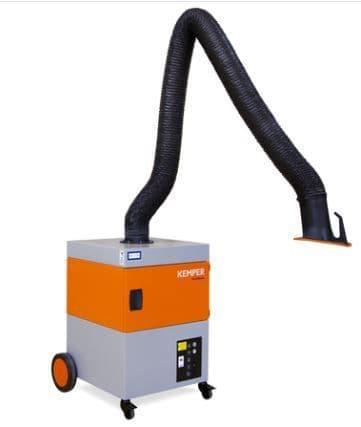 Kemper Portable Extraction Equipment