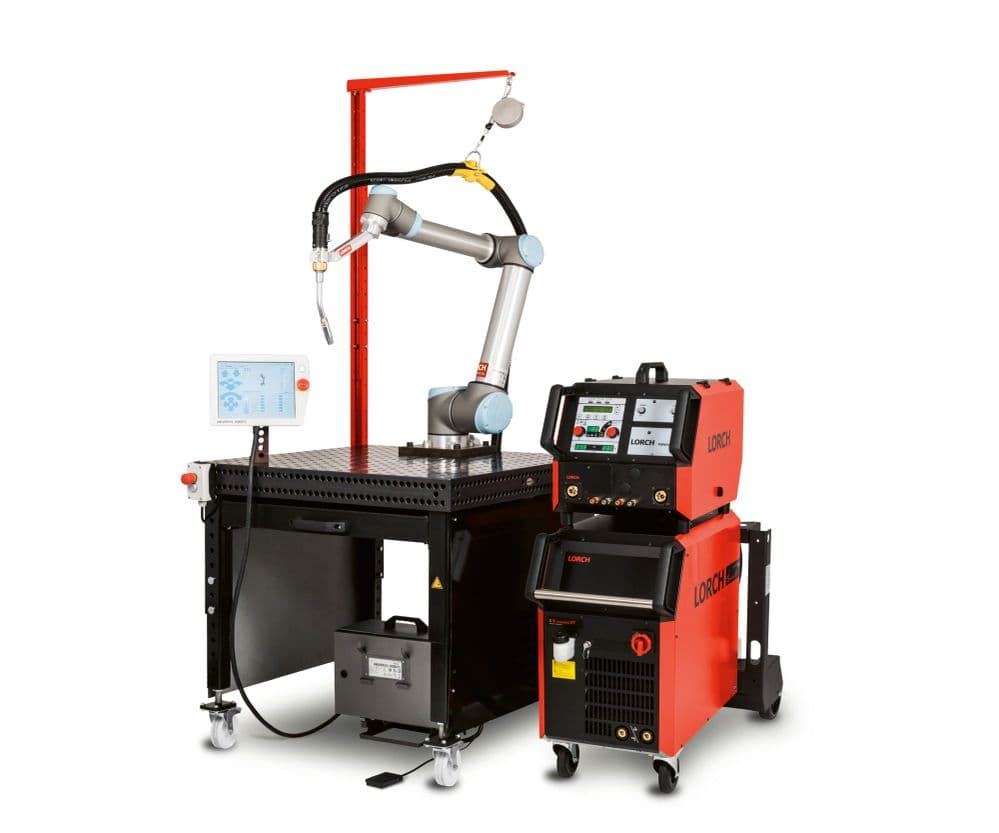 Lorch Cobot welding package C