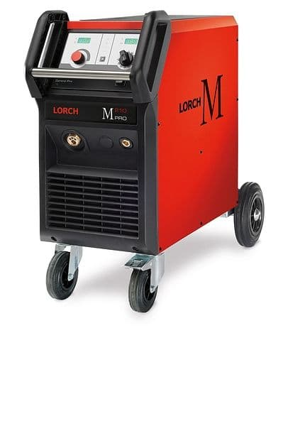 Lorch M-Pro 252 Mig Welding machine 240v with Control Pro panel