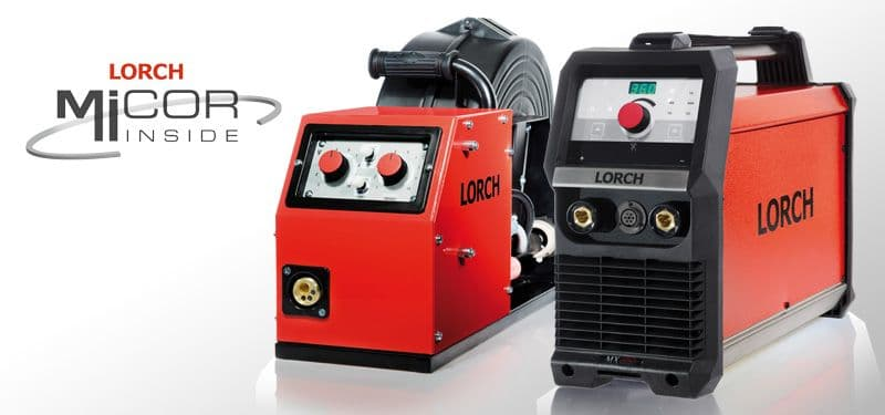 Lorch MX350 Portable Mig/Stick/Tig Power Source