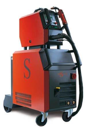 Lorch S5 Speedpulse XT pulse mig welder.