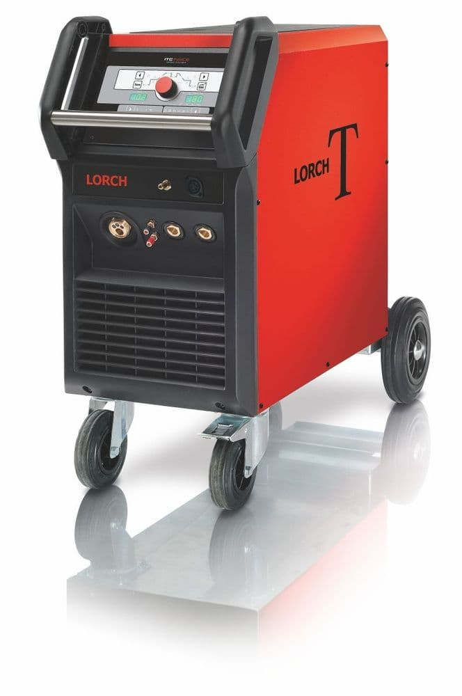 Lorch T-Pro 300 AC/DC  Tig welder water cooled.
