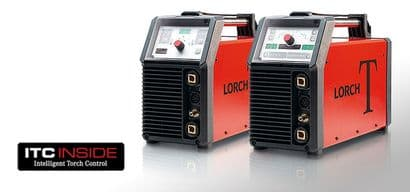 Lorch T series Professional Tig welders