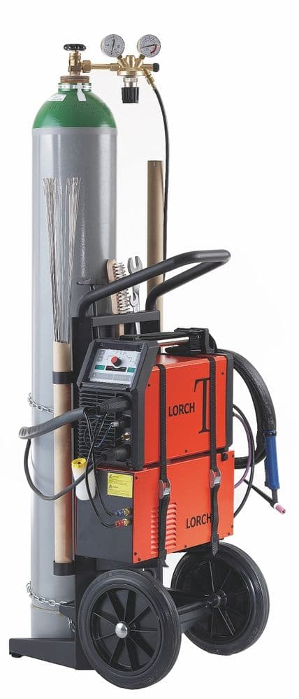 Lorch T220  DC Tig welder ControlPro Panel water cooled
