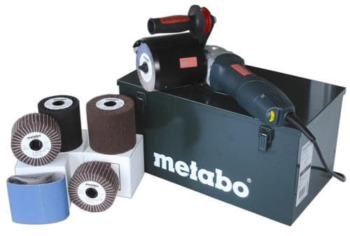 Metabo Stainless Steel finishing tools