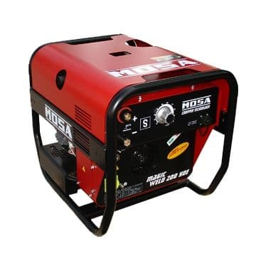 Mosa Magicweld 200 YDE Diesel Welder manual recoil start