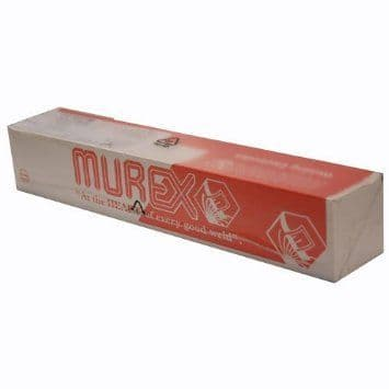 Murex Zodian Universal E6013 All positional mild steel arc rods